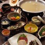 華匠庵 レストラン - 【夜の部】華コース