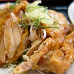 宝來 - 油淋鶏(日替りランチA)