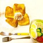 レスト喫茶榎 - フレンチトースト