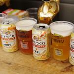 キリン一番搾りガーデン - 地域限定ビール