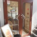 カオリズ - 2Fにあるお店の入り口