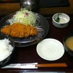 和幸 - 和幸御膳(ランチ・843円)