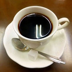 センリ軒 - ホットコーヒー