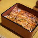 魚登久 - 鰻重(うなぢゆう)