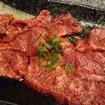 焼肉 奈々味 - ハラミ定食のオニク♪