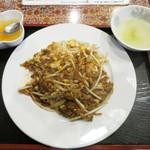 ペナンレストラン - チャークイティアオ(ランチ) 840円