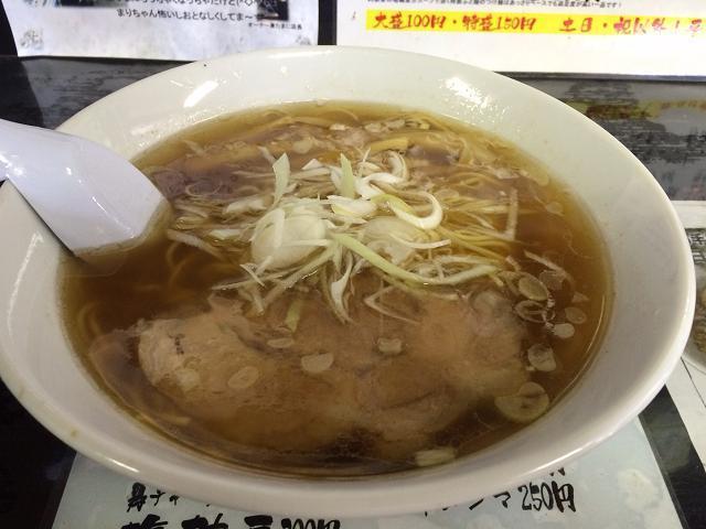 地頭鶏ラーメン本舗阿波家 宇都宮店 - 中華そば