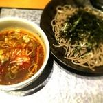 つけ蕎麦 安土 新宿歌舞伎町店 -