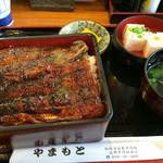 うなぎのやまもと - 料理写真:うな重 3000円