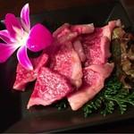 神戸焼肉 樹々 - 和牛カルビ♪