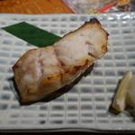 北海道まるごとダイニングうまいっしょ - 2016.08 めぬき(アコウダイ)