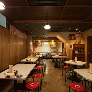 やっぱり懐かしい…昭和の風情が漂う空間