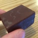 54645133 - ショコラ。チョコ自体の質の良さを感じる一品です。