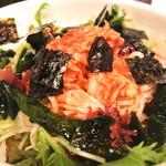 個室×鉄板居酒屋 鉄板坊主 - 韓国冷麺サラダ