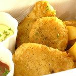 ザンク - 麦酒衣の FISH & CHIPS