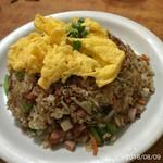 54650362 - Fried rice.