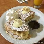 54650372 - Waffle.