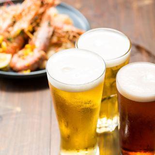 味わいのある本格的クラフトビール