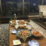 BISTRO にふぇー - ケータリングのお料理