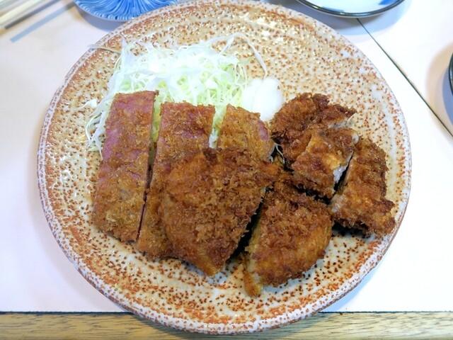 とりかつ チキン - 人気定食¥650