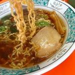 ささき - ちぢれ低加水麺