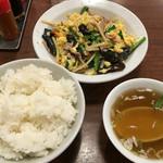 中華麺飯 太楼 -