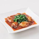 石庫門 - 牡蠣ニラ炒め