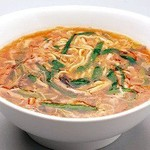 石庫門 - サンラータン麺