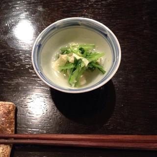 天ぷら割烹 なかじん
