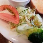 きく美 - サラダ・・ 野菜いろいろ~