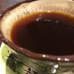 あんこ椿 - AOYAGIブレンドコーヒー