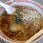 中国麺家万天 - 醤油ラーメン