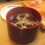 寿司懐石 かご家 - セットには、つみれ汁が付きます!