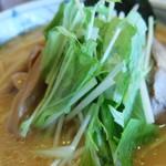 ゆきむら亭  - 水菜