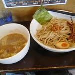 一恵 - 料理写真:醤油つけ麺