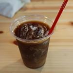 カフェ カリアーリ - ドリンク写真:アイスコーヒー