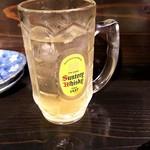串屋横丁 - 塩レモンハイボール