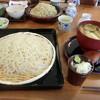 蕎麦切り あなざわ - 料理写真:極上 鴨汁蕎麦切り膳 (極上蕎麦切り・鴨汁)1890円(内税)