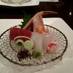 54666093 - お造りの蟹が甘くてびっくり