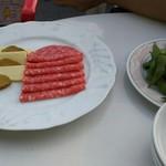 ビアカーニバル - 1608 ビアカーニバル十三 ハム、枝豆、いぶりがっこ