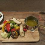 リベロ - グリル野菜