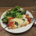 リベロ - 鮎のグリルと名物パイピザ