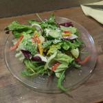 リベロ - 糸島野菜のグリーンサラダ