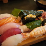 割烹 田舎 - 特上寿司