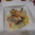 シャランドリラ - 鮮魚のバプール ソースマルニエール_2010-10-17