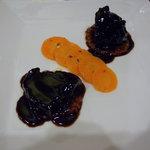 シャランドリラ - 和牛ホホ肉の赤ワイン煮込み_2010-10-17