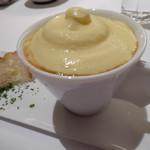 54671910 - オマール海老のビスクスープ