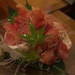 与太呂 - 安定の赤貝刺し