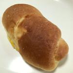 ベイク オカジマ - スライスオレンジ塩パン