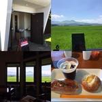 Bakery Genki - 今日から旅行。昼食はいつもの阿蘇のパン屋。